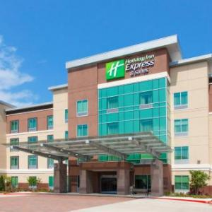 Hotels near The Power Center Houston - Holiday Inn Express & Suites Houston Sw - Medical Ctr Area