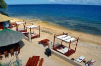 Map of the of Ermi Beach Resort Area Dumaguete Philippines