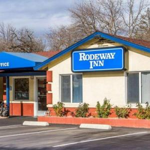 Hotels near Silver Dollar Fairground - Rodeway Inn Chico