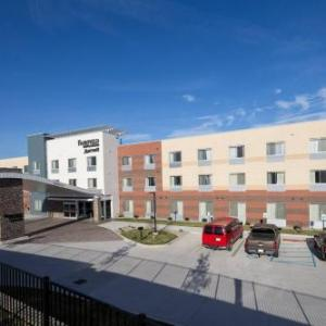 Fairfield Inn & Suites Detroit Chesterfield