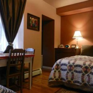 Book Now Efuru Guest House (New York City, United States). Rooms Available for all budgets. Offering free Wi-Fi and rooms with a cable TV this Harlem homestay is less than 1 km from Central Park. The subway at 116th St is just 5 minutes' walk away and offers express