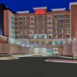 River Park Center Hotels - Hampton Inn & Suites Owensboro Downtown/riverside