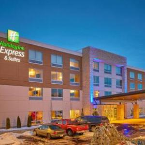 Eastern Oregon Trade and Event Center Hotels - Holiday Inn Express & Suites - Hermiston Downtown