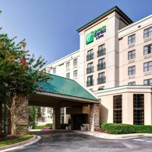 Hotels near Tongue and Groove Atlanta - Holiday Inn Express Hotel & Suites Atlanta Buckhead