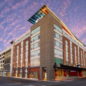 Savannah International Trade and Convention Center Hotels - Aloft Savannah Downtown Historic District