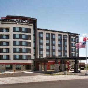 Rose Theatre Brampton Hotels - Courtyard by Marriott Toronto Mississauga/West