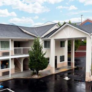 Hotels near UNG Convocation Center Dahlonega - Days Inn By Wyndham Dahlonega
