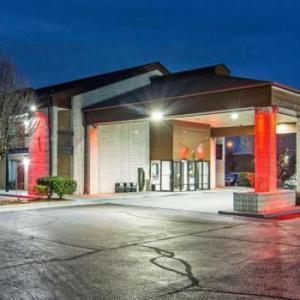 Hotels near Toyota Field Madison - Econo Lodge Madison