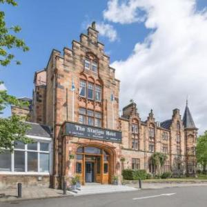 Hotels near Scone Palace - Station Hotel