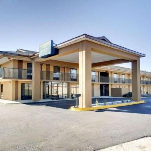 City Hall Live Brandon Hotels - Quality Inn Richland