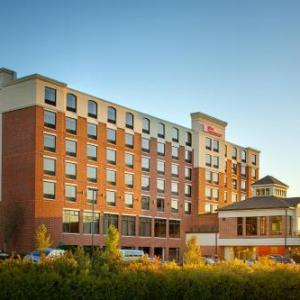 Pierce Stadium and Athletic Complex Hotels - Hilton Garden Inn Providence