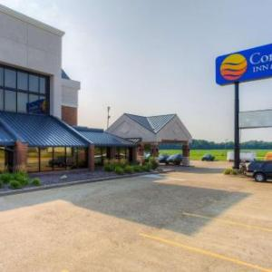Vanderburgh County Fairgrounds Hotels - Comfort Inn & Suites Evansville