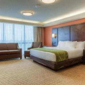 Vanderburgh 4-H Center Hotels - Comfort Inn & Suites Evansville