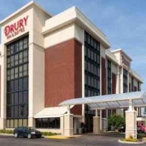 Tilson Auditorium Hotels - Drury Inn & Suites Terre Haute