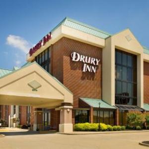 Paducah International Raceway Hotels - Drury Inn Paducah