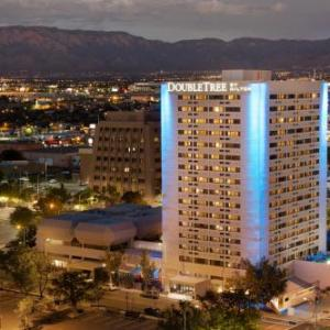 Albuquerque Convention Center Hotels - DoubleTree By Hilton Albuquerque