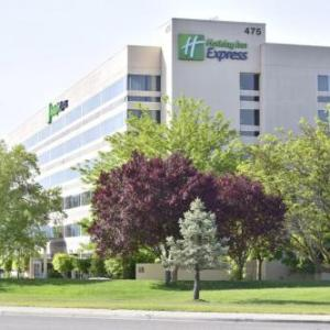 Hotels near Albertsons Stadium - Holiday Inn Express Boise Downtown
