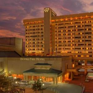 Robinson Center Music Hall Hotels - Doubletree Hotel Little Rock
