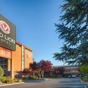 Hotels near China Blue Boise - Red Lion Hotel Boise Downtown