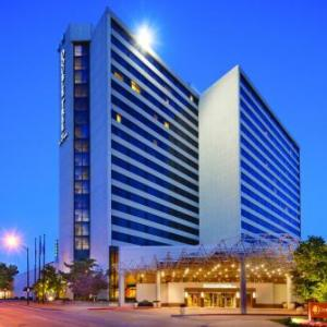 Hotels near Cox Business Center - DoubleTree by Hilton Tulsa Downtown