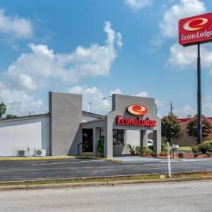 Hotels near Oxford Performing Arts Center - Econo Lodge Oxford