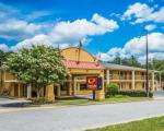 Eufaula Alabama Hotels - Econo Lodge Inn & Suites At Fort Benning