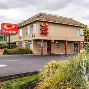 Econo Lodge Southeast Milwaukie - Portland