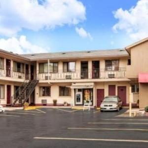 Hotels near Wonder Ballroom - Rodeway Inn Convention Center