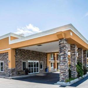 Hotels near Newberry Opera House - Quality Inn Greenwood Hwy 25