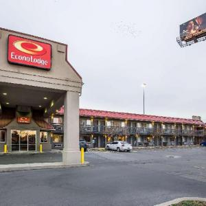 Promontory Hall Utah State Fairpark Hotels - Econo Lodge Downtown