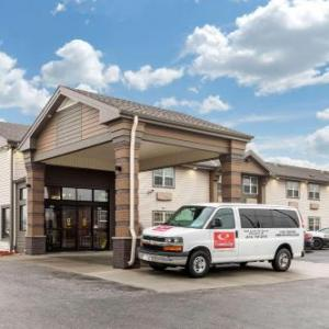 Econo Lodge Airport - Milwaukee