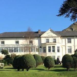 Hotels near Snowdonia National Park - Royal Victoria Hotel Snowdonia