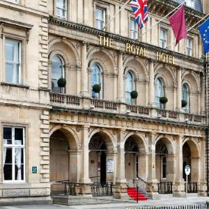 Hotels near Hull New Theatre  - The Royal Hotel Hull