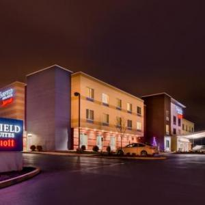Hotels near Stanley Theatre Utica - Fairfield Inn & Suites by Marriott Utica