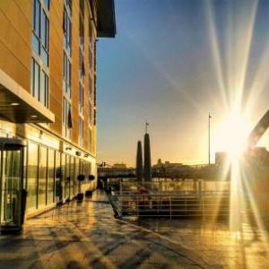 Hotels near SWG3 Galvanizers Yard - Hilton Garden Inn Glasgow City Centre Uk