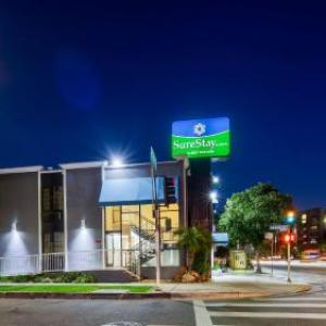 CBS Television City Hotels - Rodeway Inn Los Angeles
