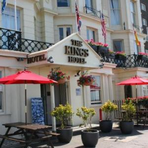 Hotels near The Old Market Hove - Kings Hotel