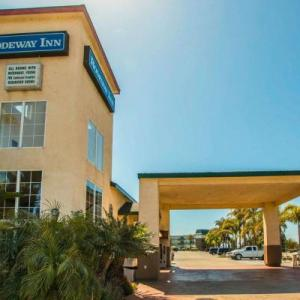Hotels near Camp Pendleton - Rodeway Inn Oceanside