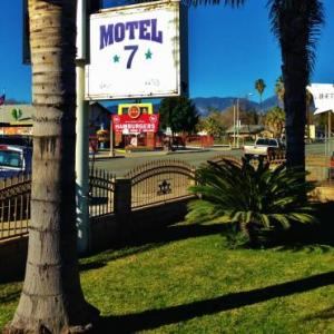 Downtown Motel 7