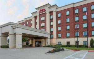 Hampton Inn & Suites-dallas Allen Tx