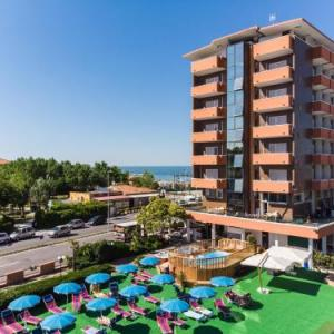 Book Now Hotel Paradise (Rimini, Italy). Rooms Available for all budgets. Located a few steps from the beach in Torre Pedrera Hotel Paradise offers air-conditioned rooms free on-site parking and free WiFi in public areas. The hotel's private beach i