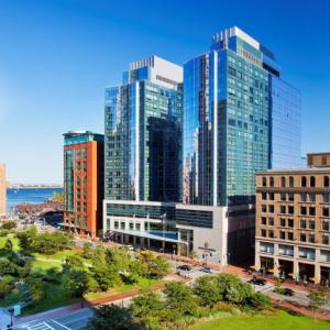 Seaport World Trade Center Hotels Intercontinental Boston Hotel