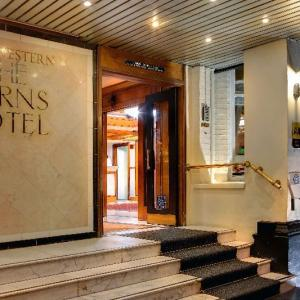 Under The Bridge London Hotels - Best Western Burns Hotel Kensington