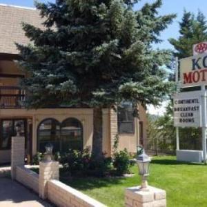 The KC Motel Show Low