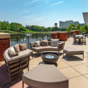 Hotels near Maryland Soccerplex - Courtyard By Marriott Gaithersburg Washingtonian Center