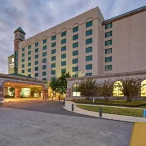 Union Station Montgomery Hotels - Embassy Suites Hotel Montgomery-Conference Center