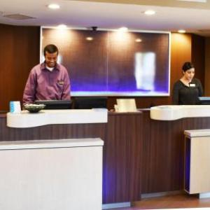 Fairfield Inn By Marriott Albuquerque Airport