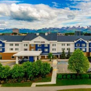 Moose's Tooth Pub and Pizzeria Hotels - Springhill Suites By Marriott Anchorage Midtown