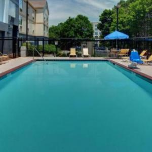 Hotels near Verizon Wireless Amphitheatre at Encore Park - Fairfield Inn & Suites by Marriott Atlanta Alpharetta