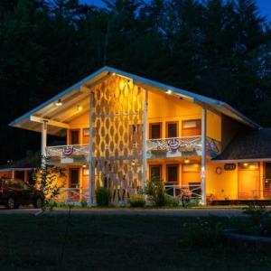 Snowdon Chalet Motel